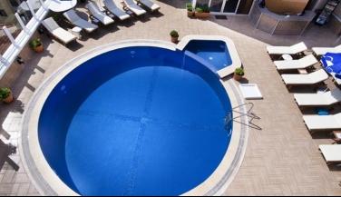 فندق جولدن أيدج - حمام سباحة - أجازات مصر