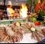 فندق تارا باتونق-مطعم
