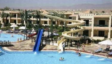 فندق أيلاند جاردن ريزورت - العاب مائية - أجاز