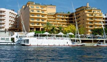 فندق شتيجن برجر نايل بالاس - أجازات مصر