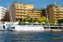 رحلات الأقصر - فندق  شتيجن برجر نيل بالاس