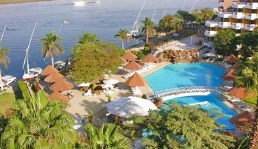 فندق بيراميزا أيزيس - منظر عام .- أجازات مصر