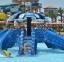 فندق سي كلوب أكوابارك - العاب مائية للأطفال -