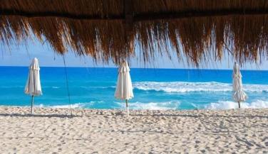 فندق عايدة بيتش - شاطئ - أجازات مصر