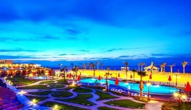 فندق بورتو مطروح - منظر عام. - أجازات مصر