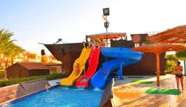 فندق موفي جات - العاب مائية - أجازات مصر