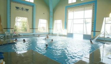 فندق ستيلا دي ماري جراند - حمام سباحة - أجازا