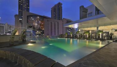 فندق فوراما  - حمام سباحة - أجازات مصر