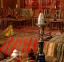 الخيم البدوية لتناول الطعام فندق باروتيل أكوا