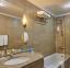 حمام غرف فندق باروتيل أكوا بارك ريزورت (بارك