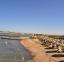 الشاطئ الخاص فندق علاء الدين بيتش ريزورت _ ال