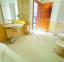 حمام غرف فندق توليب - الاسكندرية - اجازات مصر