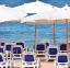 شاطئ فندق توليب - الاسكندرية - اجازات مصر