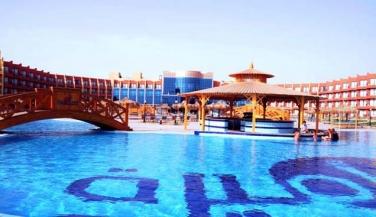 فندق سناواي لاجون- حمام سباحة - أجازات مصر