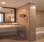 حمام غرف فندق ستيلا مكادي - الغردقة - اجازات