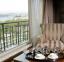 تراس غرف فندق سنترال - تركيا