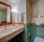 حمام غرف فندق بيست ويسترن - تركيا