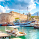 رحلات قبرص - فندق شاطئ فلامنجو