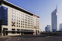 فندق ايبيس وورلد تريد - دبى