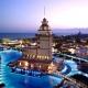 رحلات شهر عسل تركيا ، فندق جرين بارك - تكسيم