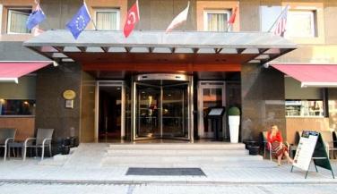 فندق برنس - مدخل - أجازات مصر