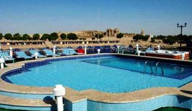 مركب تاور برستيج - حمام سباحة - اجازات مصر