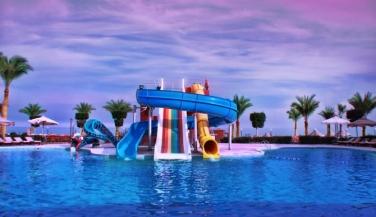 فندق ريد كاربيت - العاب مائية - أجازات مصر