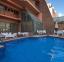 حمام سباحة فندق لي كاسبين _ المغرب _ أجازات م