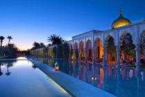 رحلات المغرب _ فندق أطلس  لس الموحدين   (رمادا لس )  كازابلانكا _ فندق لي كاسبين مراكش   _ المغرب