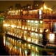 رحلات مصر - سهرة عشاء - مركب فرعون النيل