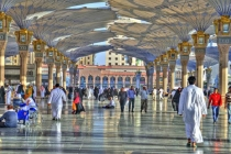 رحلة عمرة - رحلة رجال الأعمال  - اوبروى المدينة -هيلتون مكة