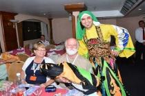 رحلات مصر - سهرة عشاء - ليدي ديانا