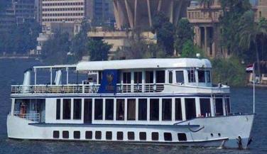مركب سكاربيه - منظر عام - أجازات مصر
